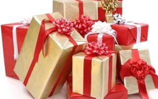 Сувениры на Новый год – выбираем!