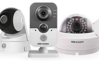 Особенности видеокамер бренда HIKVISION
