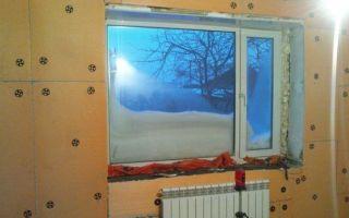 Вопрос №9 – Как может смещаться точка росы, если утепление здания проводится изнутри?