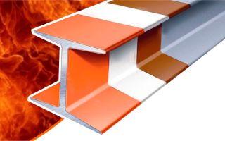 Как работает огнезащитная эмаль?