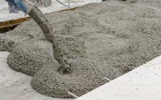 Что нужно учитывать при выборе бетона для строительства дома?