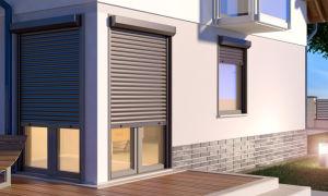Рольставни на окна – основные преимущества