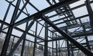 Преимущества и недостатки металлоконструкций
