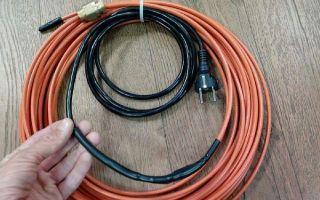Как работают электрические нагревательные кабели