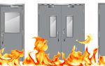 Значение и преимущества противопожарных дверей