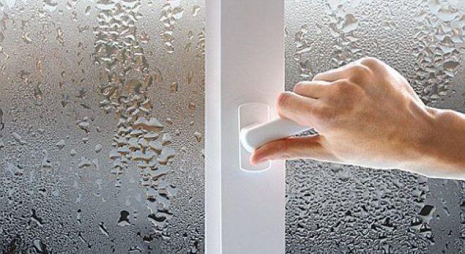 Защищает от конденсата на окнах