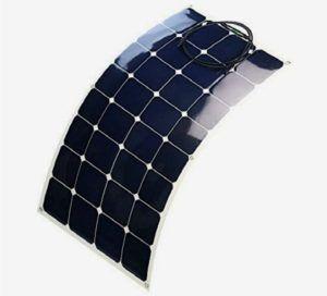 Гибкая солнечная батарея