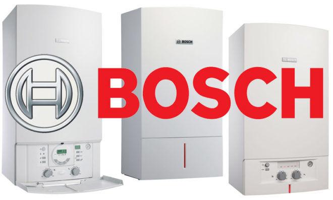 Котлы Bosch