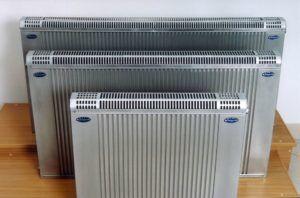 Медно - алюминиевые радиаторы