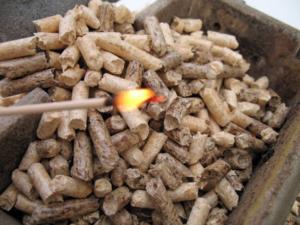 Одной из характеристик топливных гранул является количество выделяемой тепловой энергии