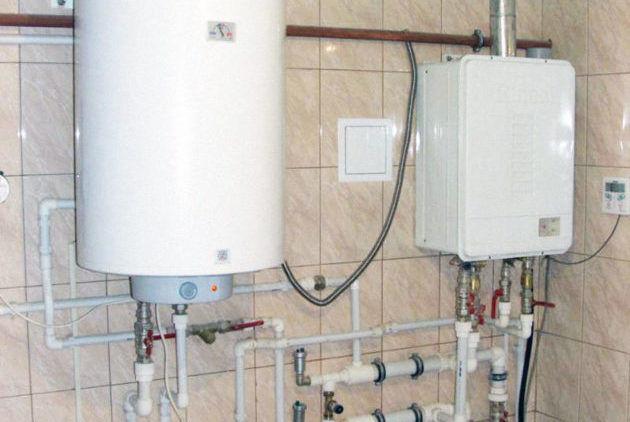«СанТехПомощь НН» - профессиональная установка водонагревателей1