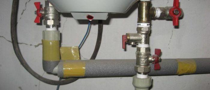 «СанТехПомощь НН» - профессиональная установка водонагревателей3