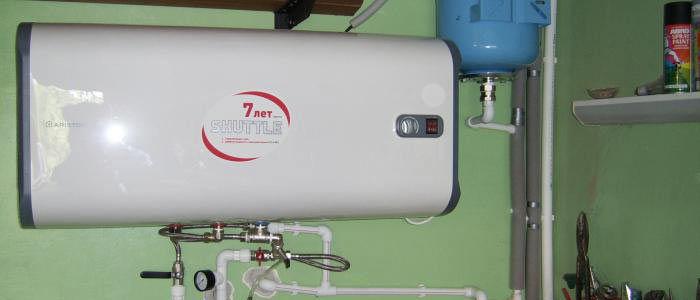 «СанТехПомощь НН» - профессиональная установка водонагревателей4