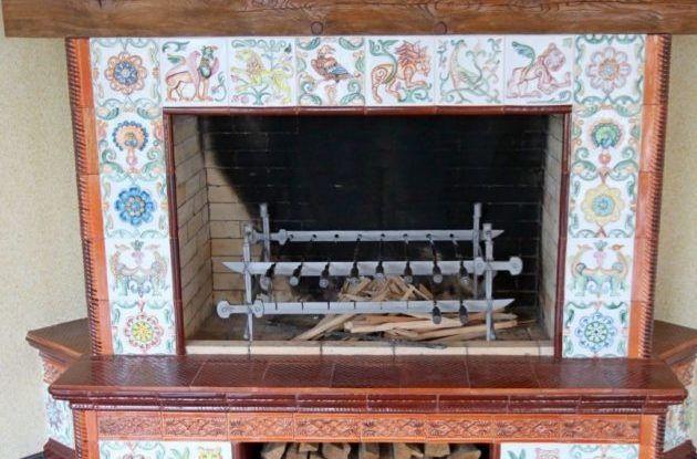 Строительство печей и каминов фирмой Веста-керамика1