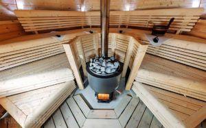 Теплоемкость камня для бани