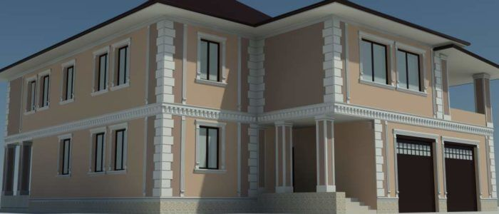Термоизоляции фасадов