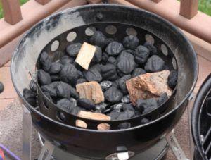 Угольная коптильня