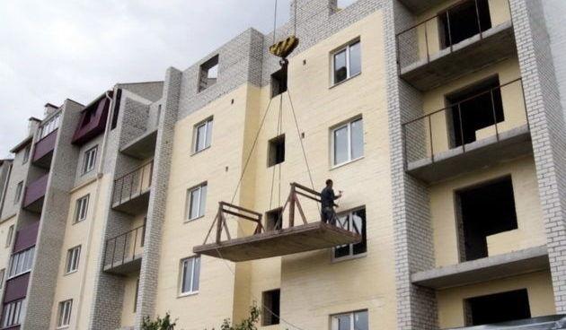 Утеплить фасад в Питере – фирма Новые Горизонты1