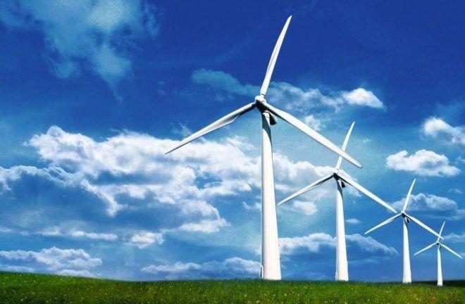 Переработка ветра в электроэнергии