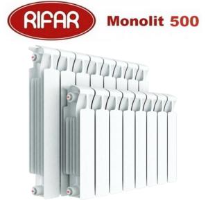 Радиатор MONOLIT 500 (350)