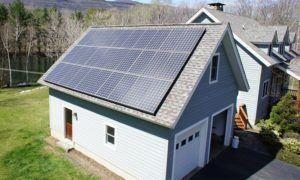 Солнечный источник электроэнергии