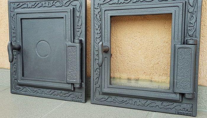 Дверца для печи