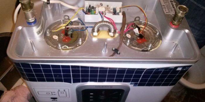 Обслуживание водонагревателей от фирмы «Альфа 74»2