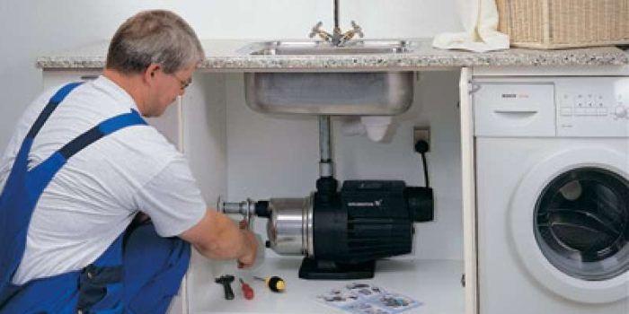 Установка водонагревателей фирма Домашний сантехник1